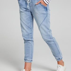 Just Jeans Denim  Sz 16 Slim  Mid Rise Ankle lengt